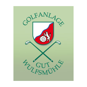 Logo of golf course named Golfanlage Gut Wulfsmuhle