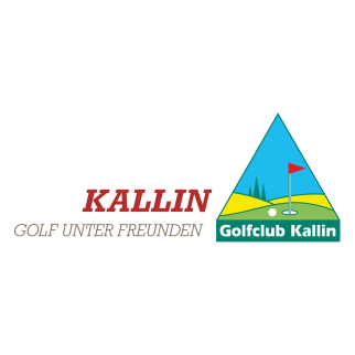 Logo of golf course named Golfanlage Kallin