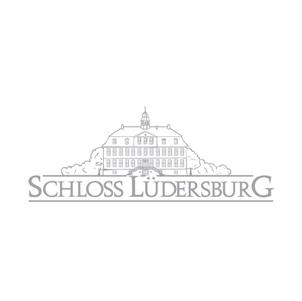 Logo of golf course named Golfanlage Schloss Lüdersburg