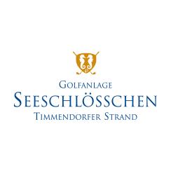 Logo of golf course named Golfanlage Seeschlosschen Timmendorfer Strand