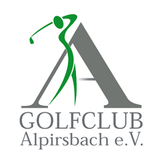 Logo of golf course named Golfclub Alpirsbach e.V.