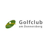 Logo of golf course named Golfclub Am Donnersberg e.V.