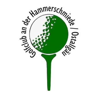 Logo of golf course named Golfclub An Der Hammerschmiede/Ostallgau e.V.