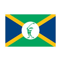 Logo of golf course named Golfclub Broekpolder