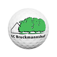 Logo of golf course named Golfclub Bruckmannshof e.V.
