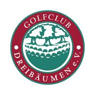 Logo of golf course named Golfclub Dreibaumen e.V.
