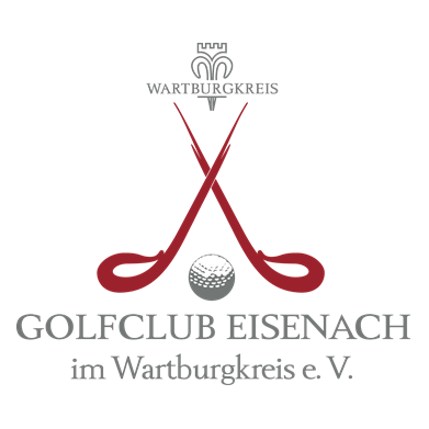 Logo of golf course named Golfclub Eisenach Im Wartburgkreis e.V.