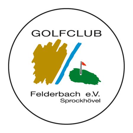 Logo of golf course named Golfclub Felderbach Sprockhovel e.V.