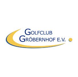 Logo of golf course named Golfclub Grobernhof e.V.
