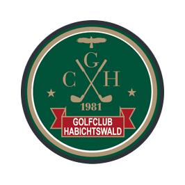 Logo of golf course named Golfclub Habichtswald e.V.