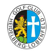 Logo of golf course named Golfclub Heidelberg-Lobenfeld e.V.