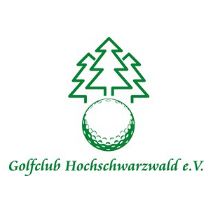 Logo of golf course named Golfclub Hochschwarzwald e.V.