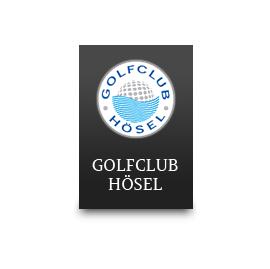 Logo of golf course named Golfclub Hosel e.V.