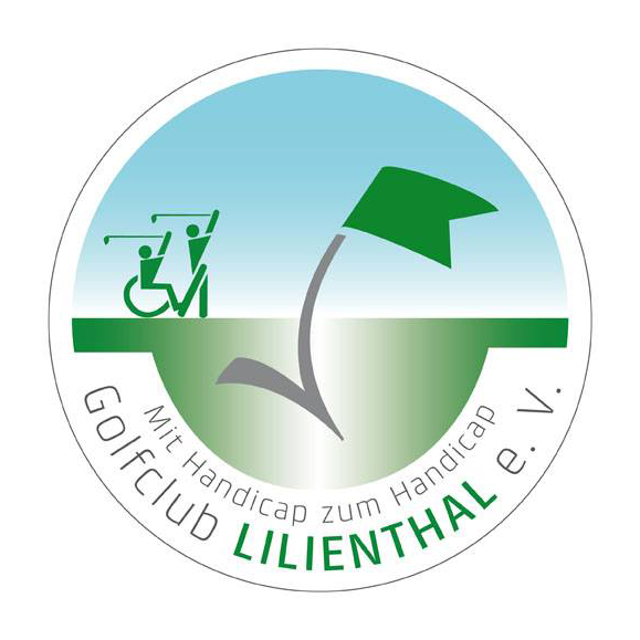 Logo of golf course named Golfclub Lilienthal e.V.