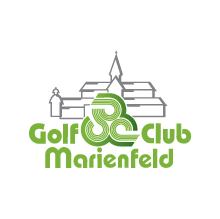 Logo of golf course named Golfclub Marienfeld e.V.