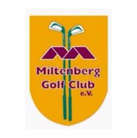 Logo of golf course named Golfclub Miltenberg e.V.