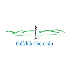 Logo of golf course named Golfclub Obere Alp e.V.
