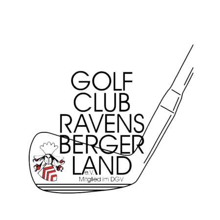 Logo of golf course named Golfclub Ravensberger Land