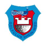 Logo of golf course named Golfclub Rhein-Wied e.V.