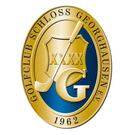 Logo of golf course named Golfclub Schloss Georghausen e.V.