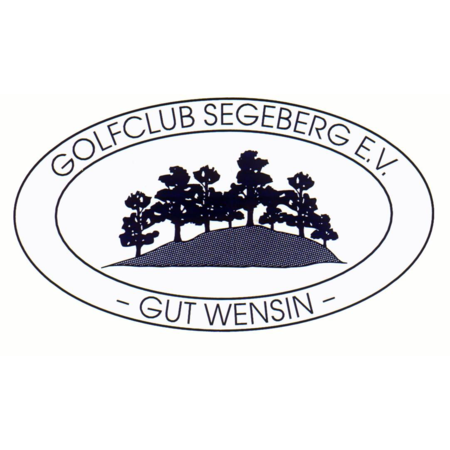 Logo of golf course named Golfclub Segeberg e.V., Gut Wensin