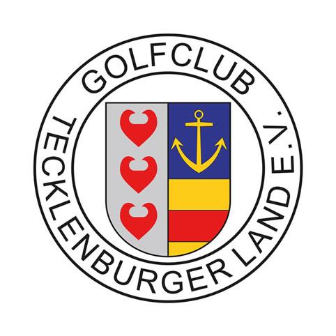 Logo of golf course named Golfclub Tecklenburger Land e.V.