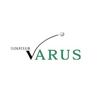 Logo of golf course named Golfclub Varus e.V.