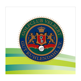 Logo of golf course named Golfclub Velbert-Gut Kuhlendahl e.V.