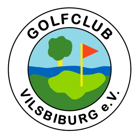 Logo of golf course named Golfclub Vilsbiburg e.V.