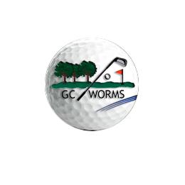 Logo of golf course named Golfclub Worms e.V.
