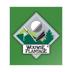 Logo of golf course named Golfclub Wouwse Plantage