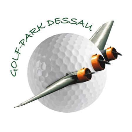 Logo of golf course named Golfpark Dessau e.V.