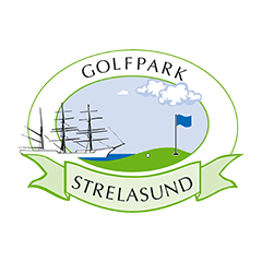 Logo of golf course named Golfpark Strelasund Gmbh and Co. Kg