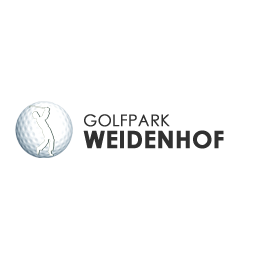 Logo of golf course named Golfpark Weidenhof e.V.