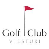 Logo of golf course named Golfs Viesturi
