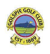 Logo of golf course named Golspie Golf Club