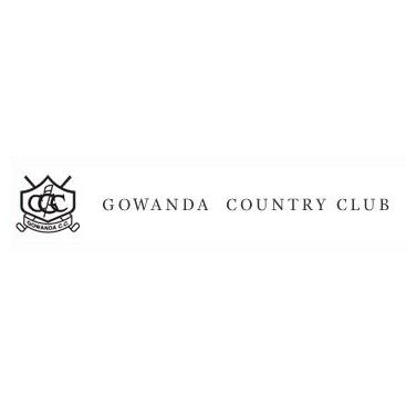 Logo of golf course named Gowanda Country Club