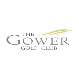 Logo of golf course named Gower Golf Club