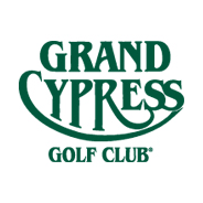 Logo of golf course named Grand Cypress - New Course