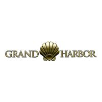 Logo of golf course named Grand Harbor Golf and Beach Club