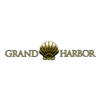 Logo of golf course named Grand Harbor Golf and Beach Club