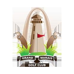 Logo of golf course named Grand Marais Golf Course