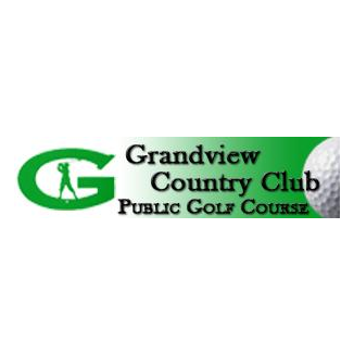 Logo of golf course named Grandview Country Club