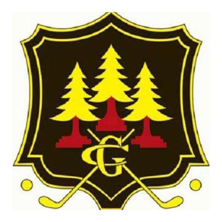 Logo of golf course named Grange Golf Club
