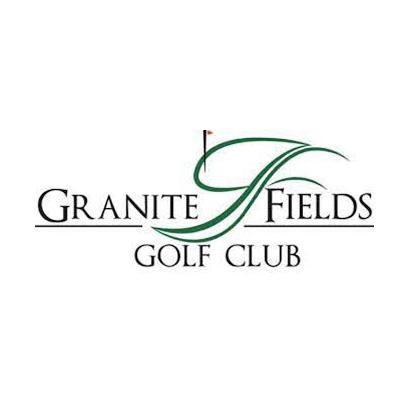 Logo of golf course named Granite Fields Golf Club
