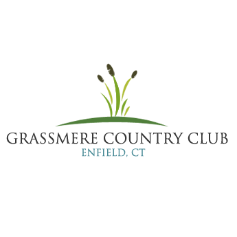 Logo of golf course named Grassmere Country Club