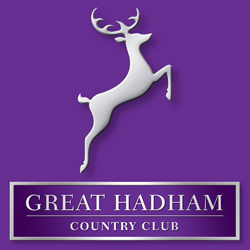 Logo of golf course named Great Hadham Golf Club