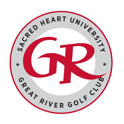 Logo of golf course named Great River Golf Club