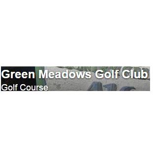 Logo of golf course named Green Meadows Golf Club