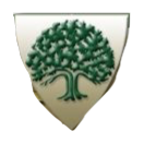 Logo of golf course named Green Oaks Country Club